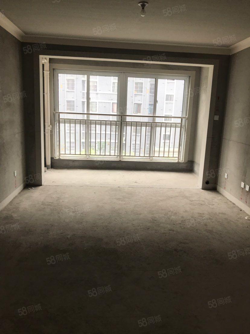 富园竹苑多层带电梯毛坯带地面储藏室看房方便有钥匙