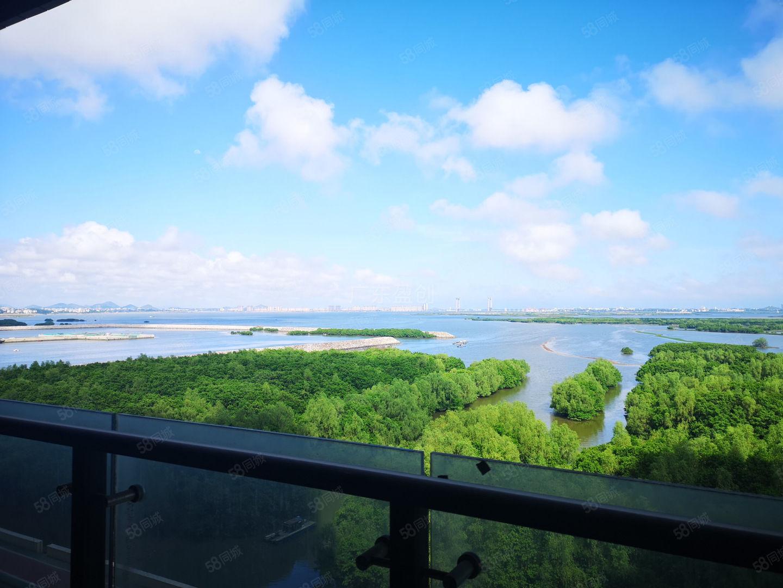 星荟湾海堤前排无死角全海景大开间4房