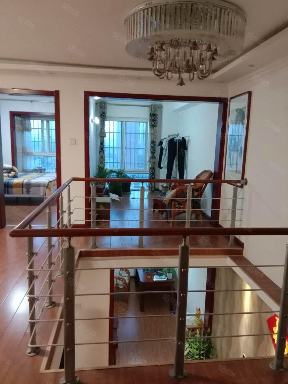 雅安居房產金城路方圓大廈復式精裝三室