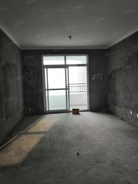 中海国际花园毛坯房给您更多的自由装修空间