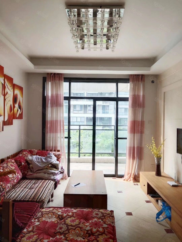 银海路便宜一房一厅朝南出租全新家具家电房间整洁