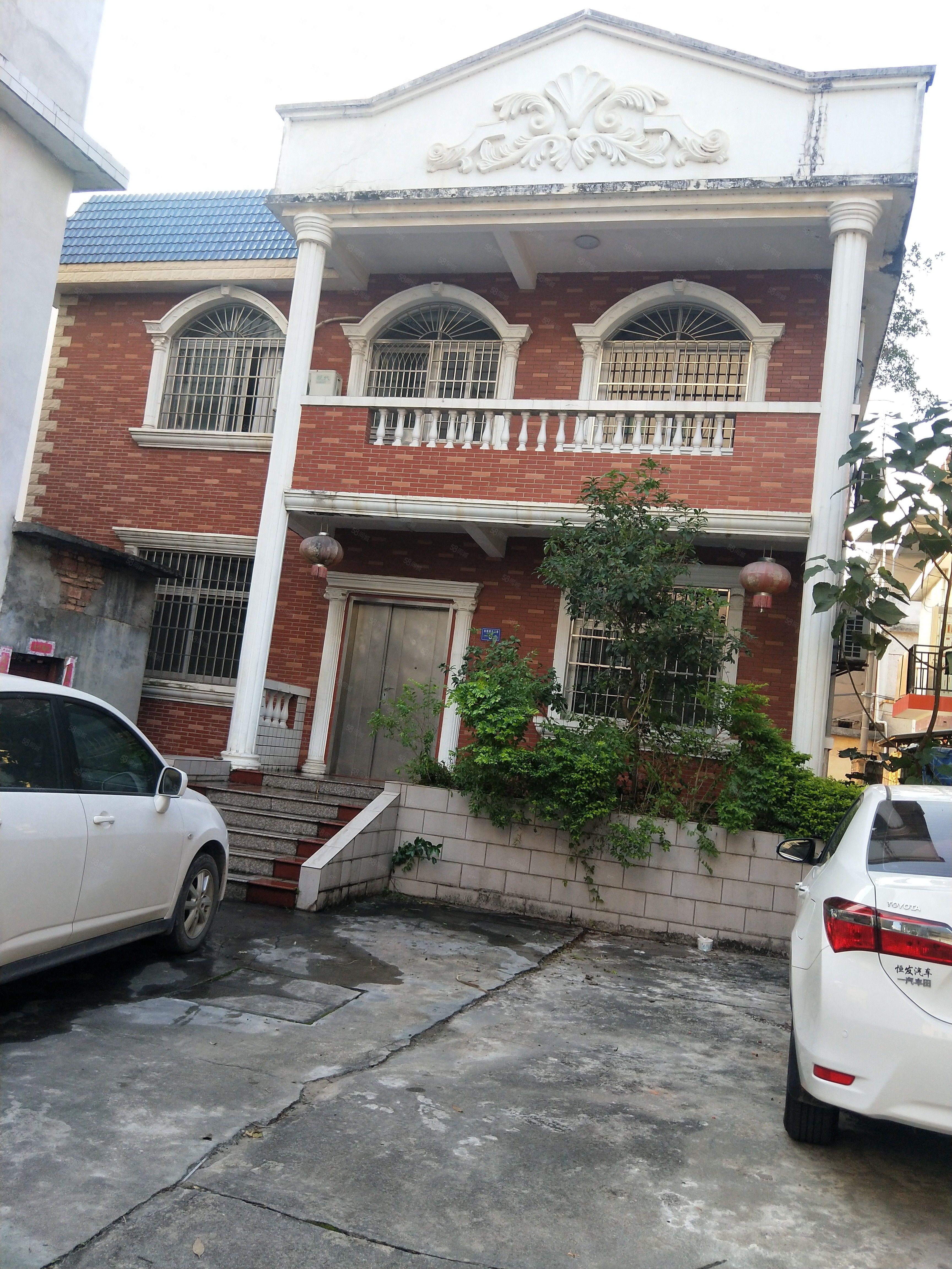 南岗栋房出售,两证齐全,国有出让土地面积86.1平方米,通车
