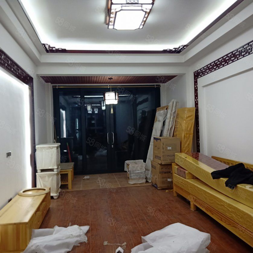 急售碧桂园一楼前后带院精装修大三房南北通透户型装修用的都是好