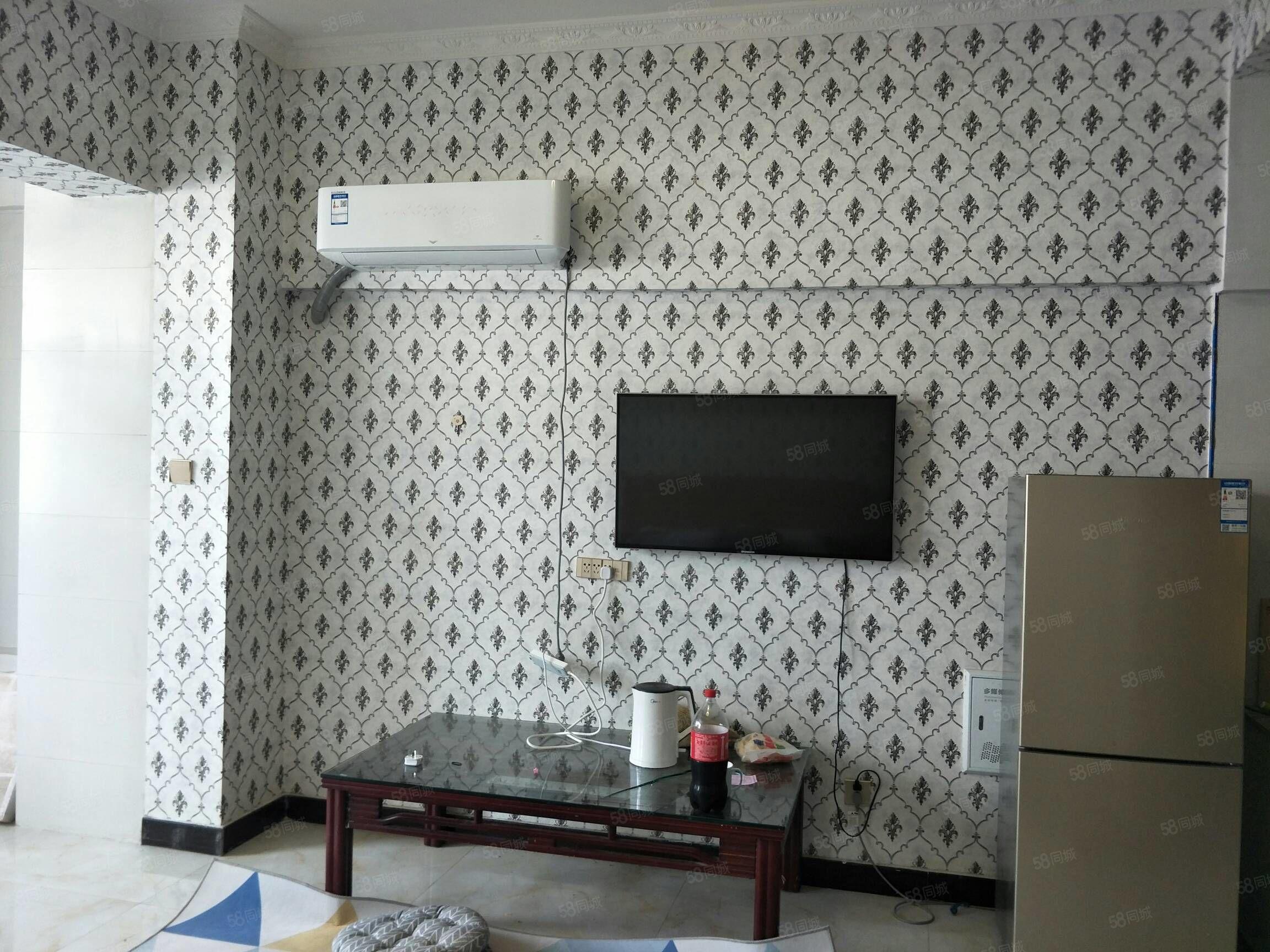 八一路新一峰生活广场能短租的公寓房来了真正家具家电齐全