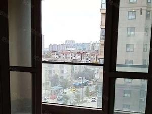 中央名府3室朝阳前后阳台全天无遮挡赠送12平车库