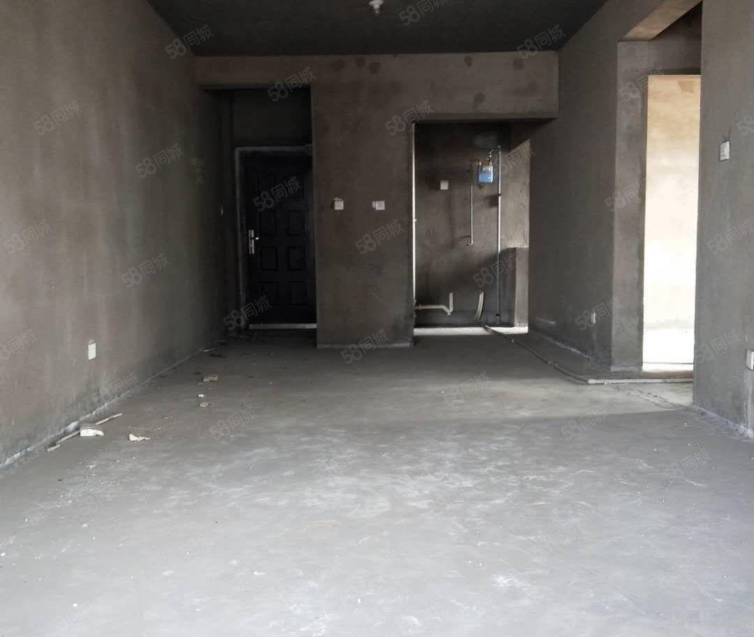 新城區常綠.九鼎高層94平3室2廳1衛毛坯有證急