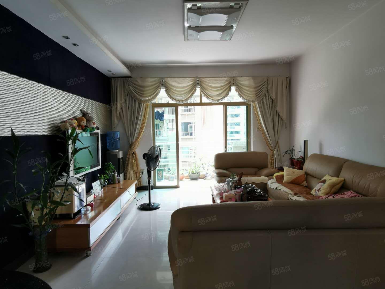 满五唯一业主换房诚意出售石竹新花园128平3房2卫260万