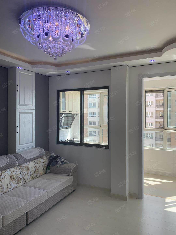 鹤城馨苑高层21楼,两室一厅,59米,精装