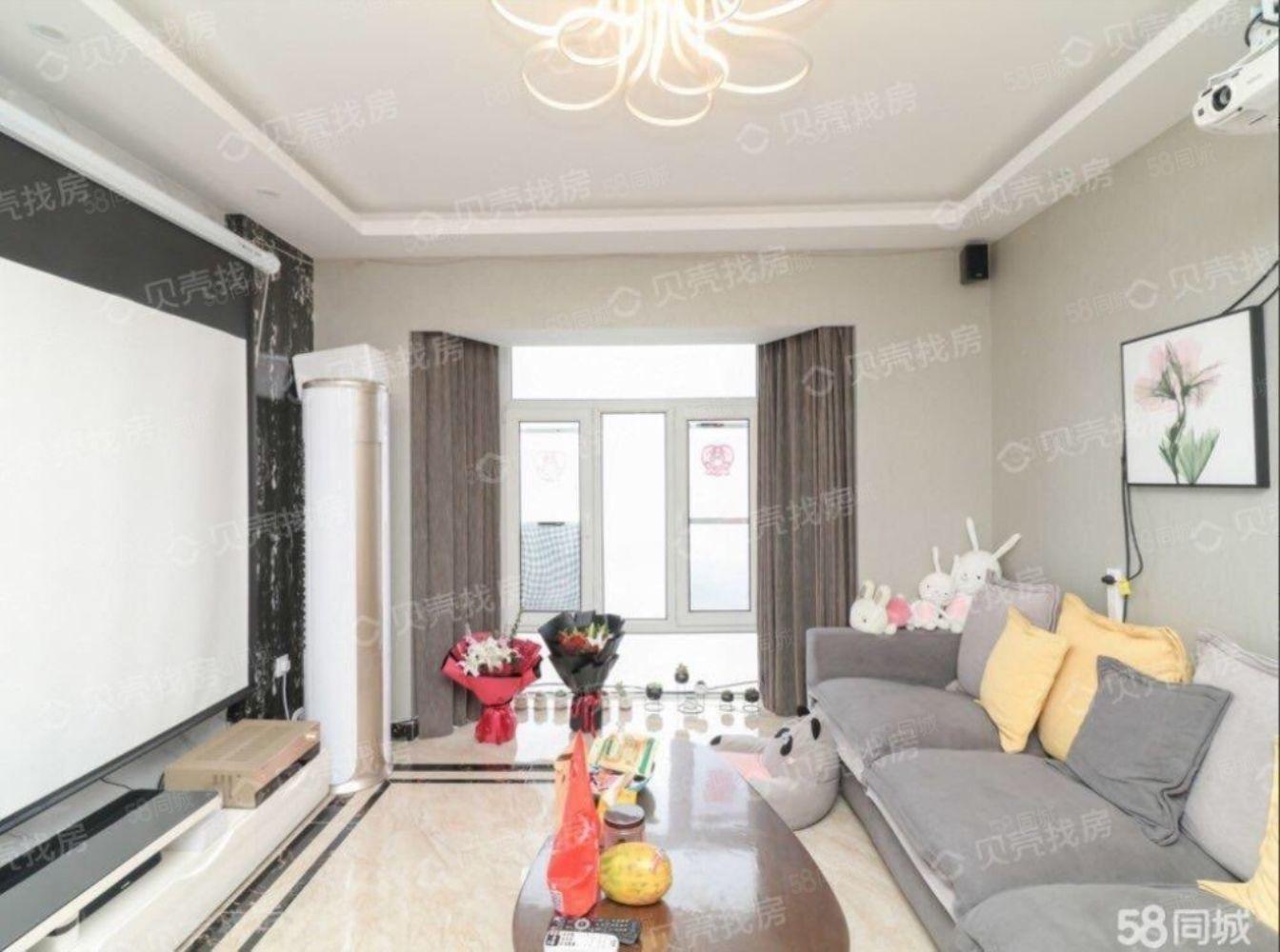 真实有效,东方太阳城107平精装两室两厅,高层,布局温馨