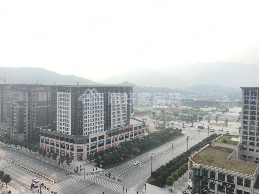 7944明珠上海城清水4房朝南看梁平南站,雙桂小學指標