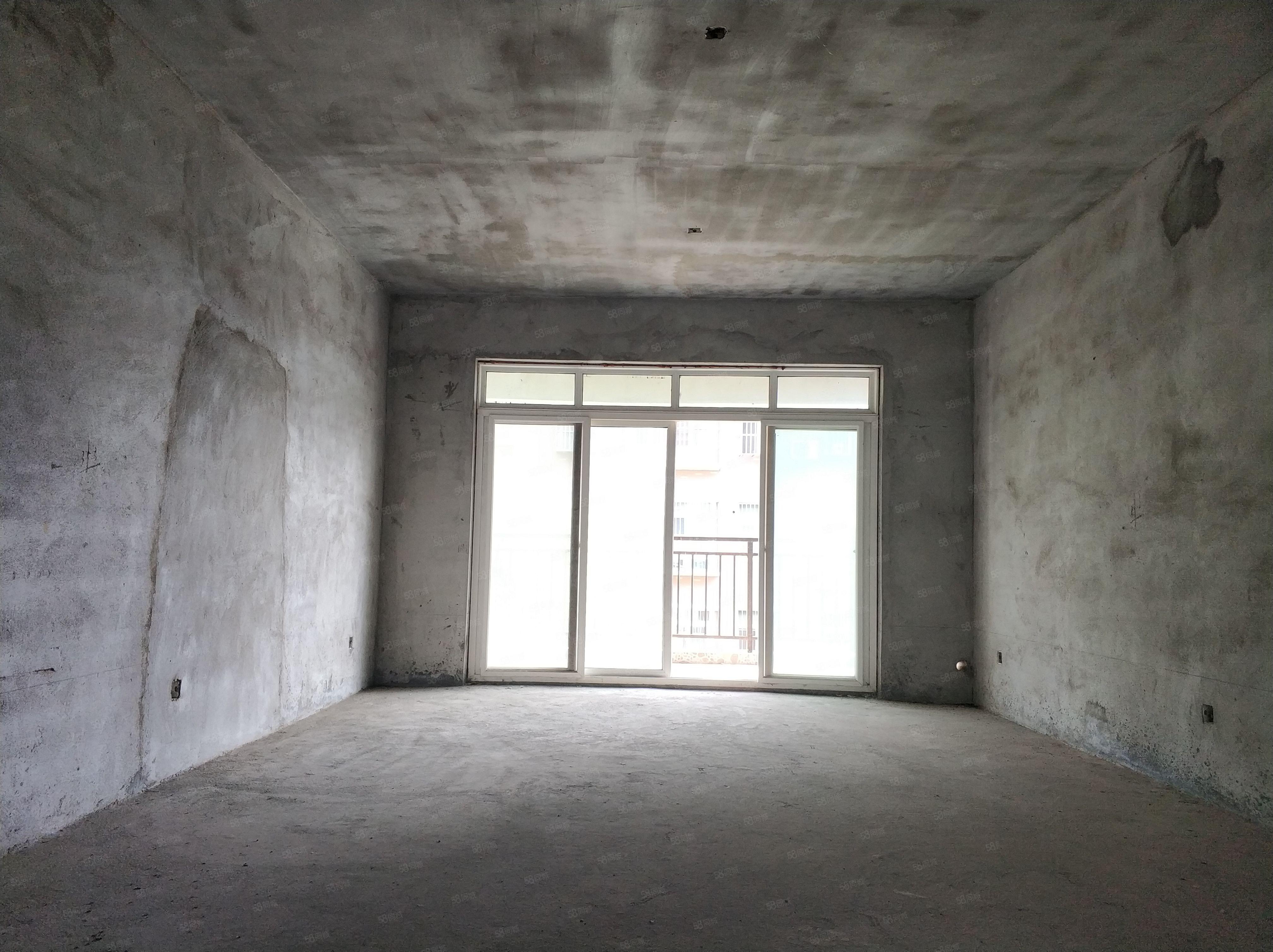西湖明珠毛坯三室槐蔭公園旁帶20平車庫玉泉分校學區