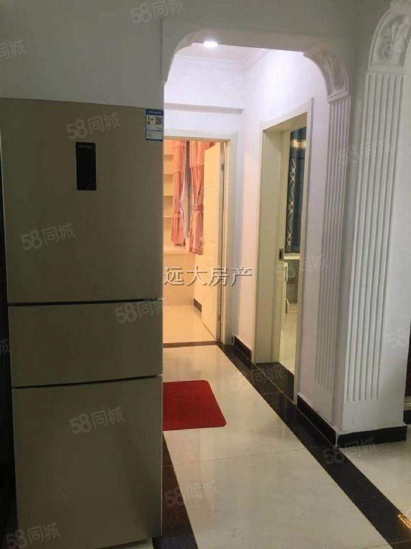 华府春天精装3室2厅看房方便