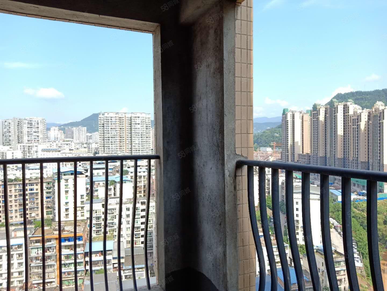 准现房户型方正三阳台带车位视野无敌采光好