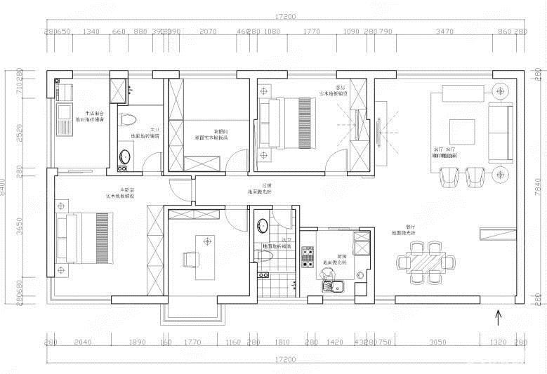 太阳城大套房东自住豪华80万装修提包入住送家具家电