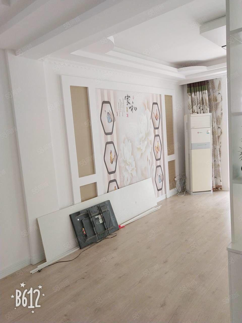 急賣鳳山豪庭步梯鉆石樓層純東戶帶平臺裝修新房未住過稅少