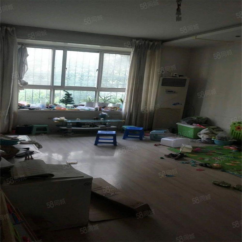 昆吾花园二期2楼115平3室不临街不靠路带超大地下室