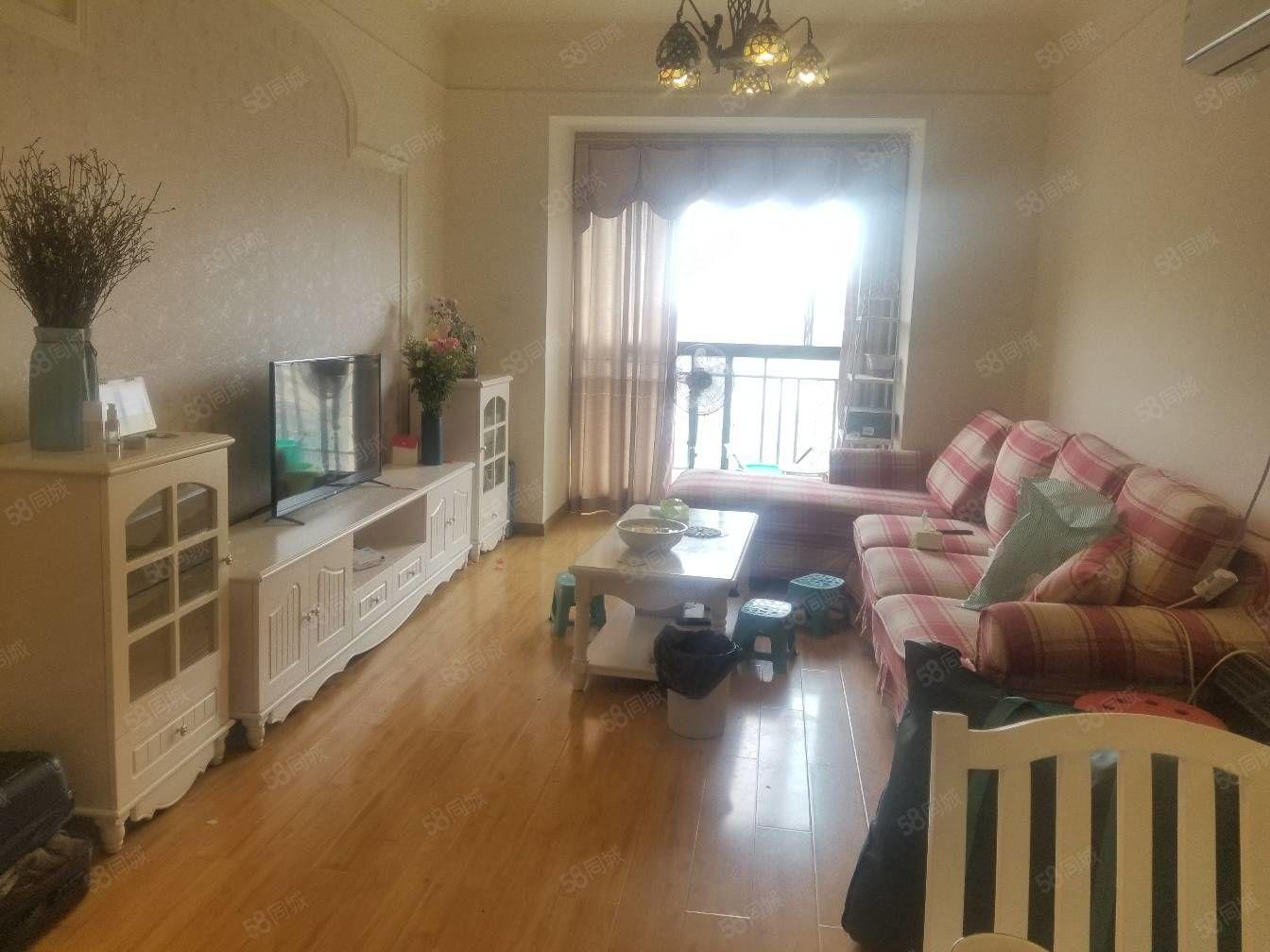 紫荆城2期正对小区中庭精装套二双证齐全可议价看房方便