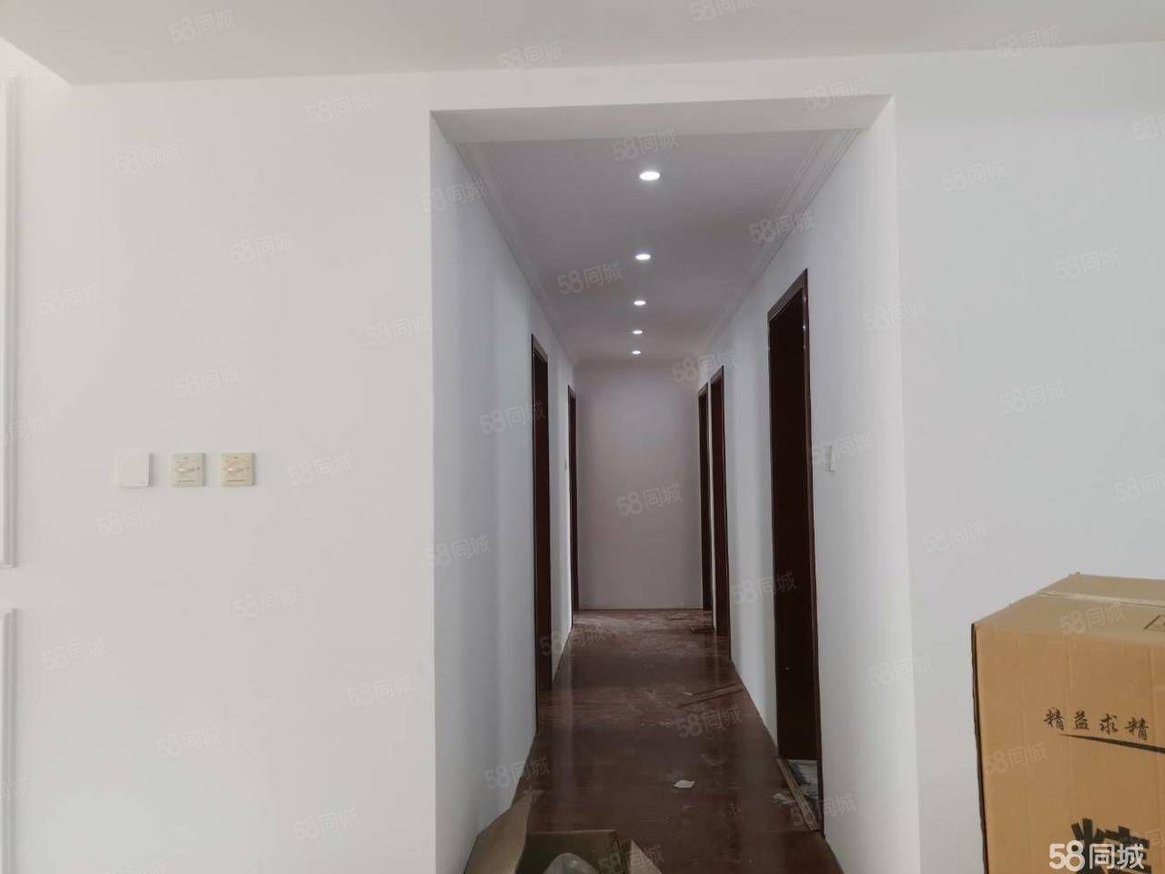玫瑰苑步梯五樓4室2廳2衛160平新裝修未入住72萬