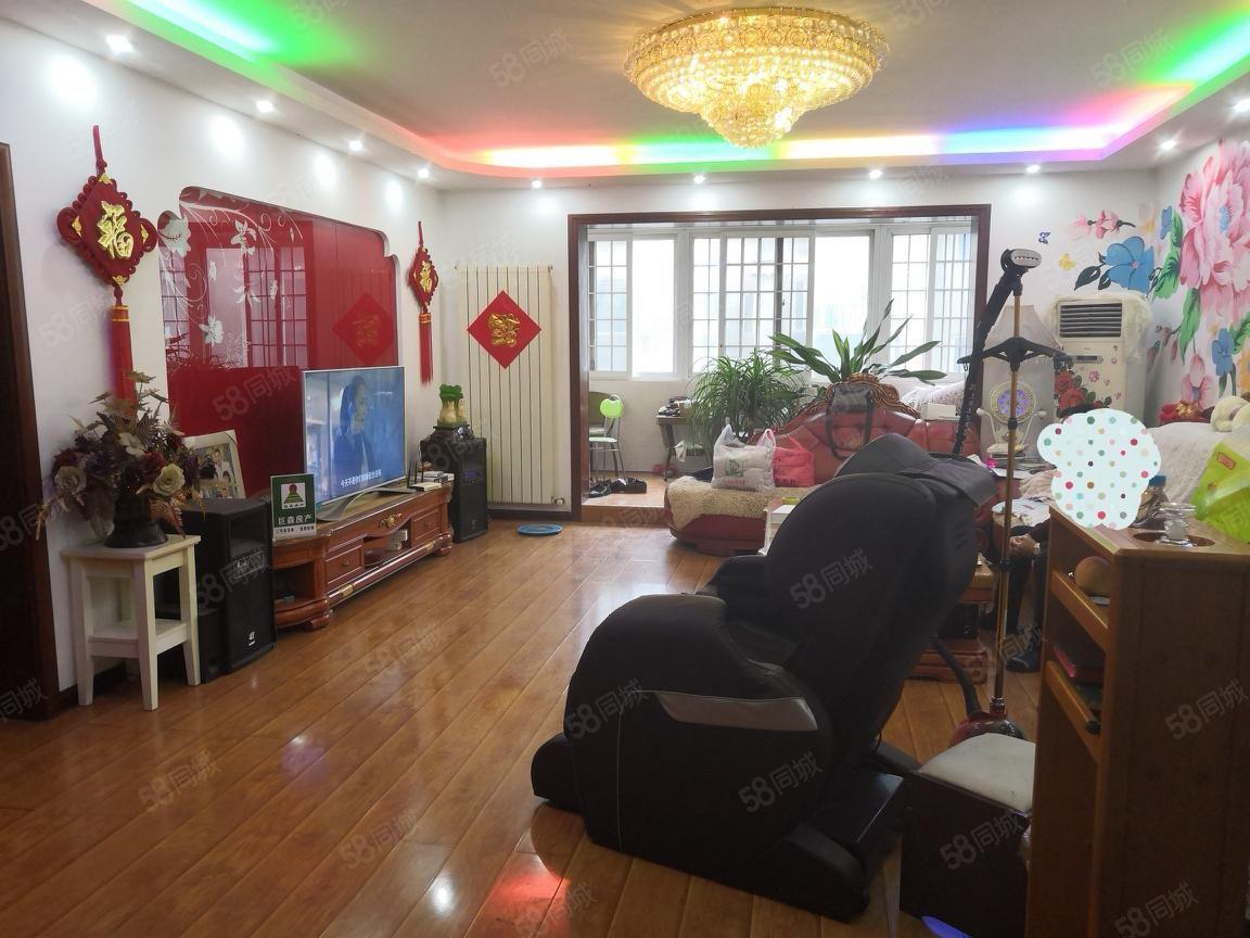 亿昇花园精装大四室两厅南户采光极好有证可以贷款
