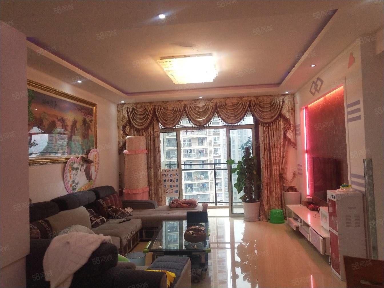 香山国际精装3房,带品牌家具家电,拎包入住