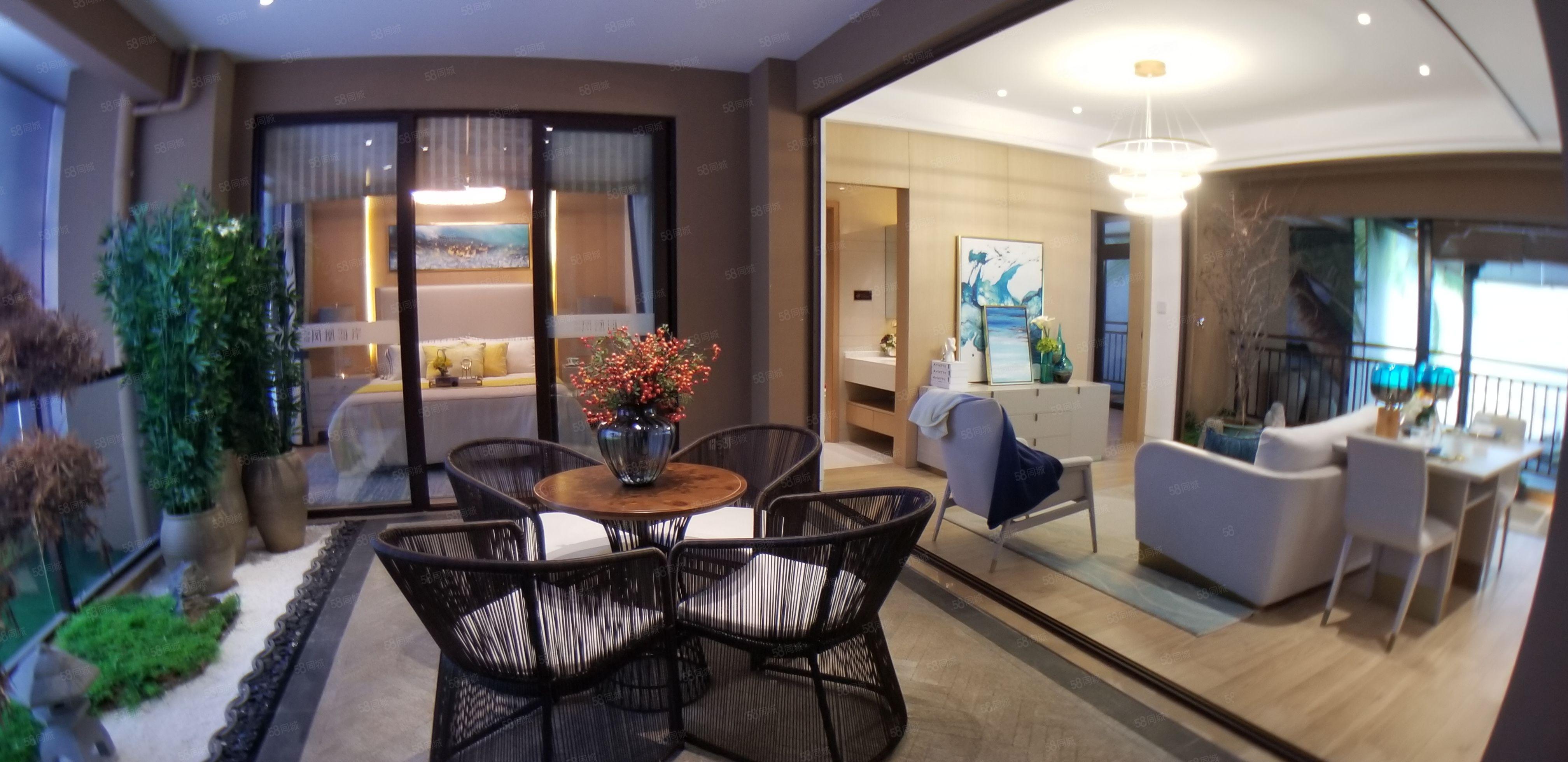 三亚市区丨凤凰海岸电梯入户赠送大露台成熟小区高性价比