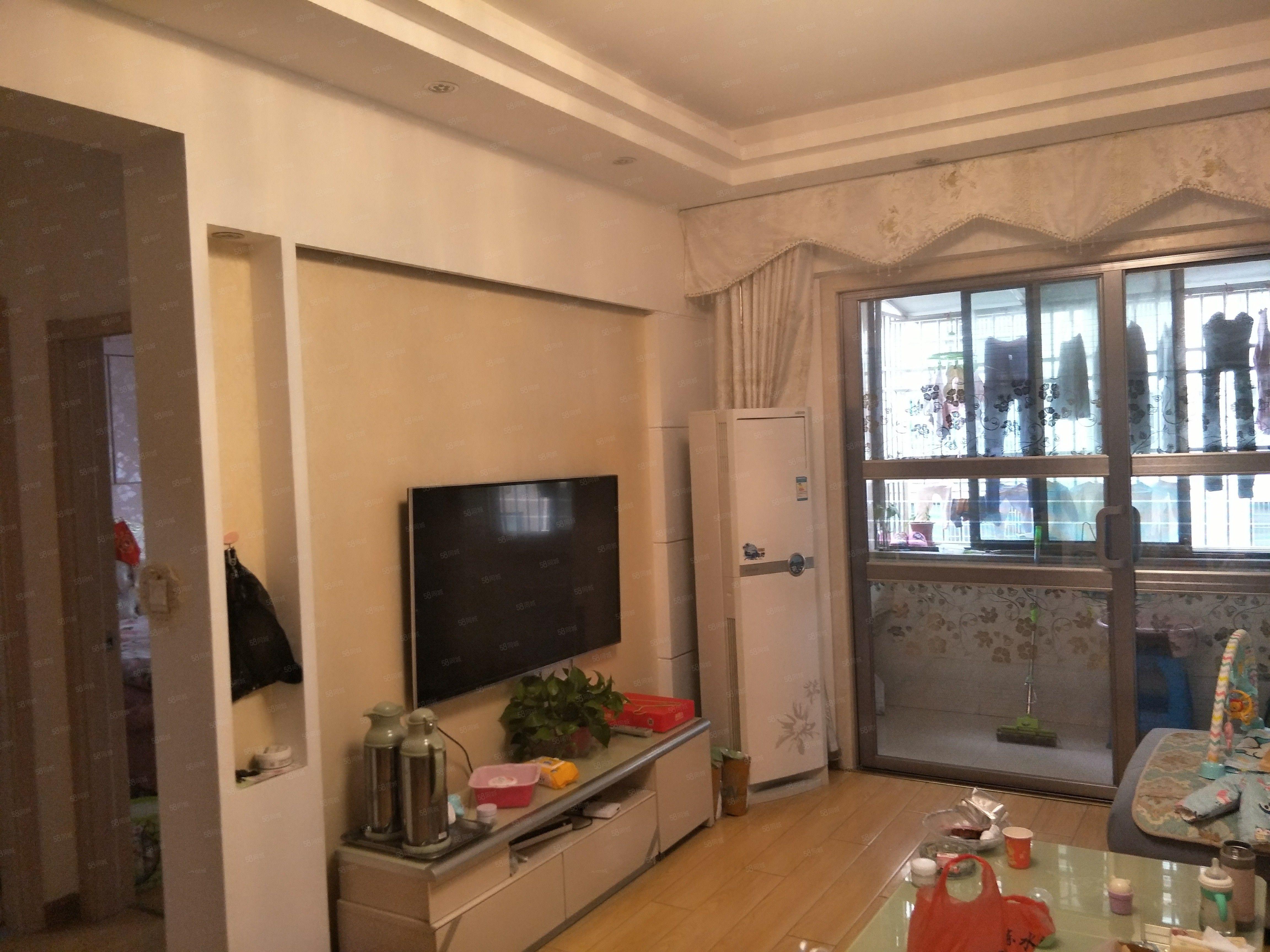 嘉宜时代广场,两室两厅,豪装,93平米,78万