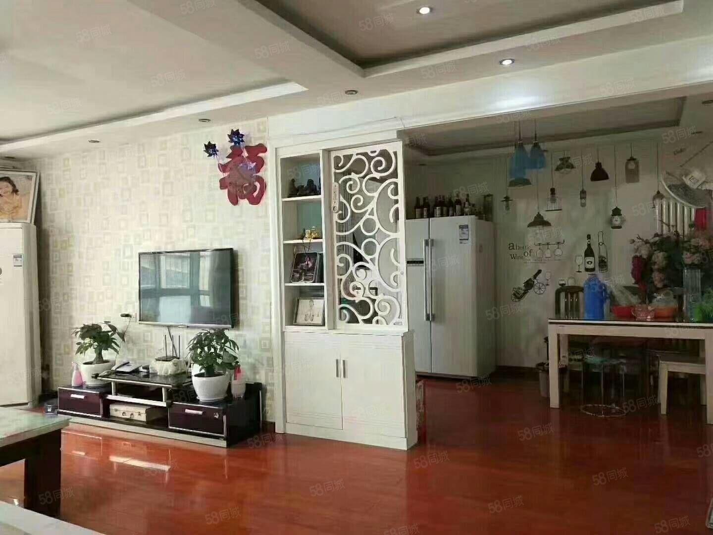 出售圣都金茂豪庭10楼124平,3室2厅1卫,精装证五可分期