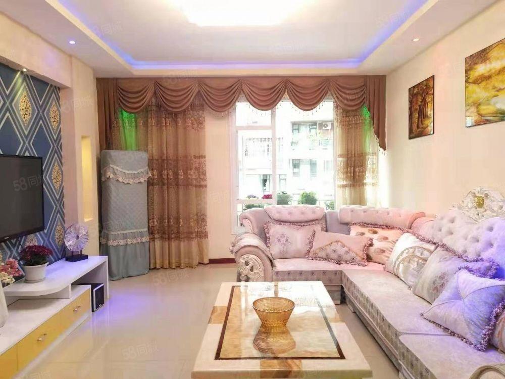 亿林龙城二期4楼卧室都带个阳台富人聚集地房东精装出售