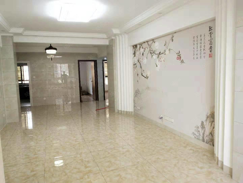 紫金佳苑大3房126平米新装修未入住仅售93.8万