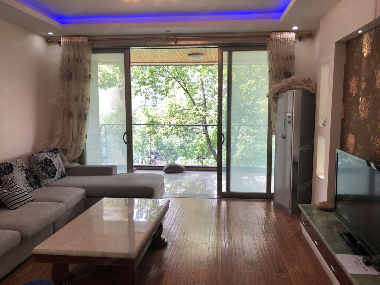 天立水晶城多層精裝修大三房,超大陽臺小區中庭,附小學位清水價