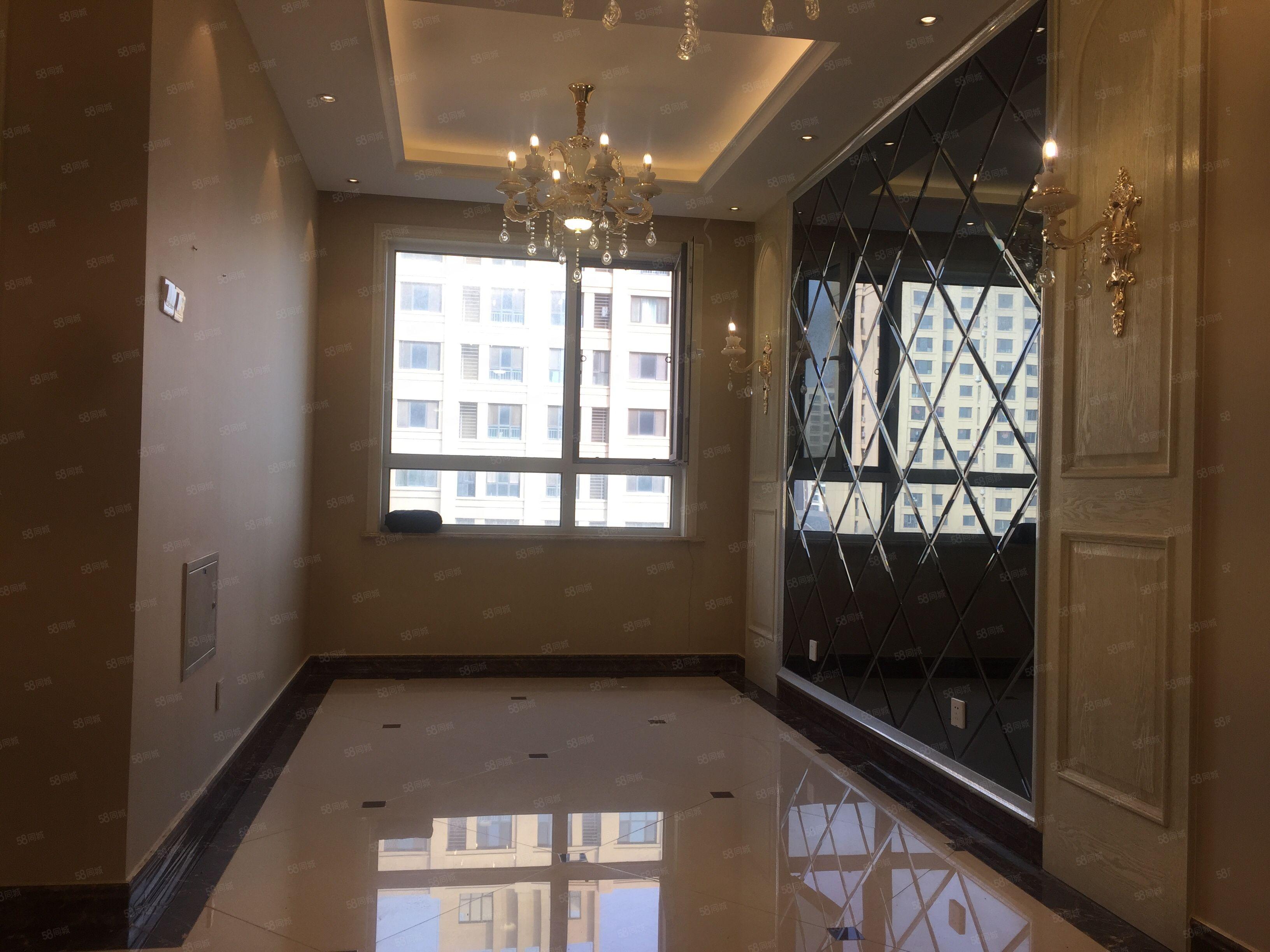 高品质小区海天园三室精装修通厅跨厅拎包入住!!!