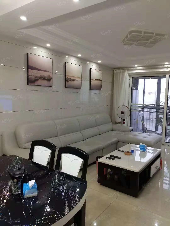 洪盛国际3室2厅124平方精装急售
