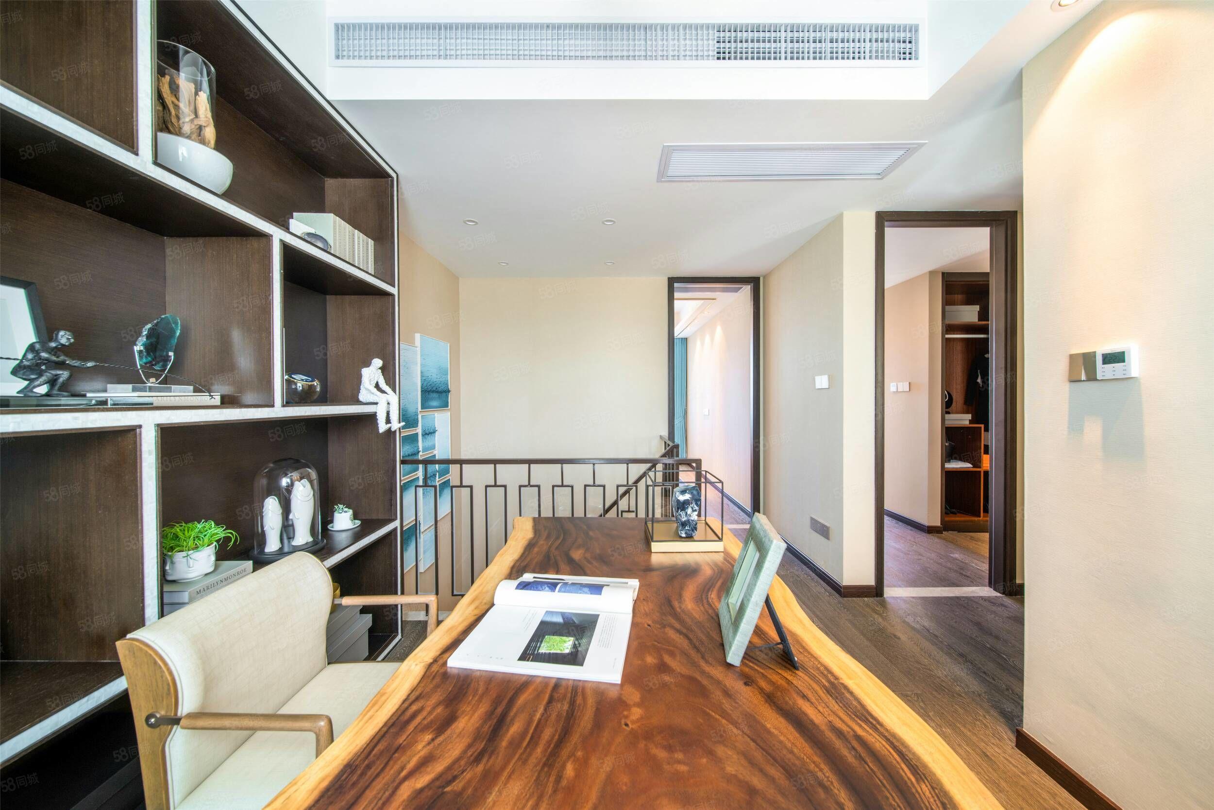 泰禾厦门湾一线海景公寓,商不限购,方正阳台带泡池