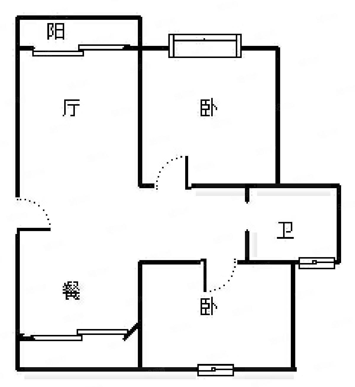 晶宫世纪城临街住房住两用中等装修产证齐全满两年采光好