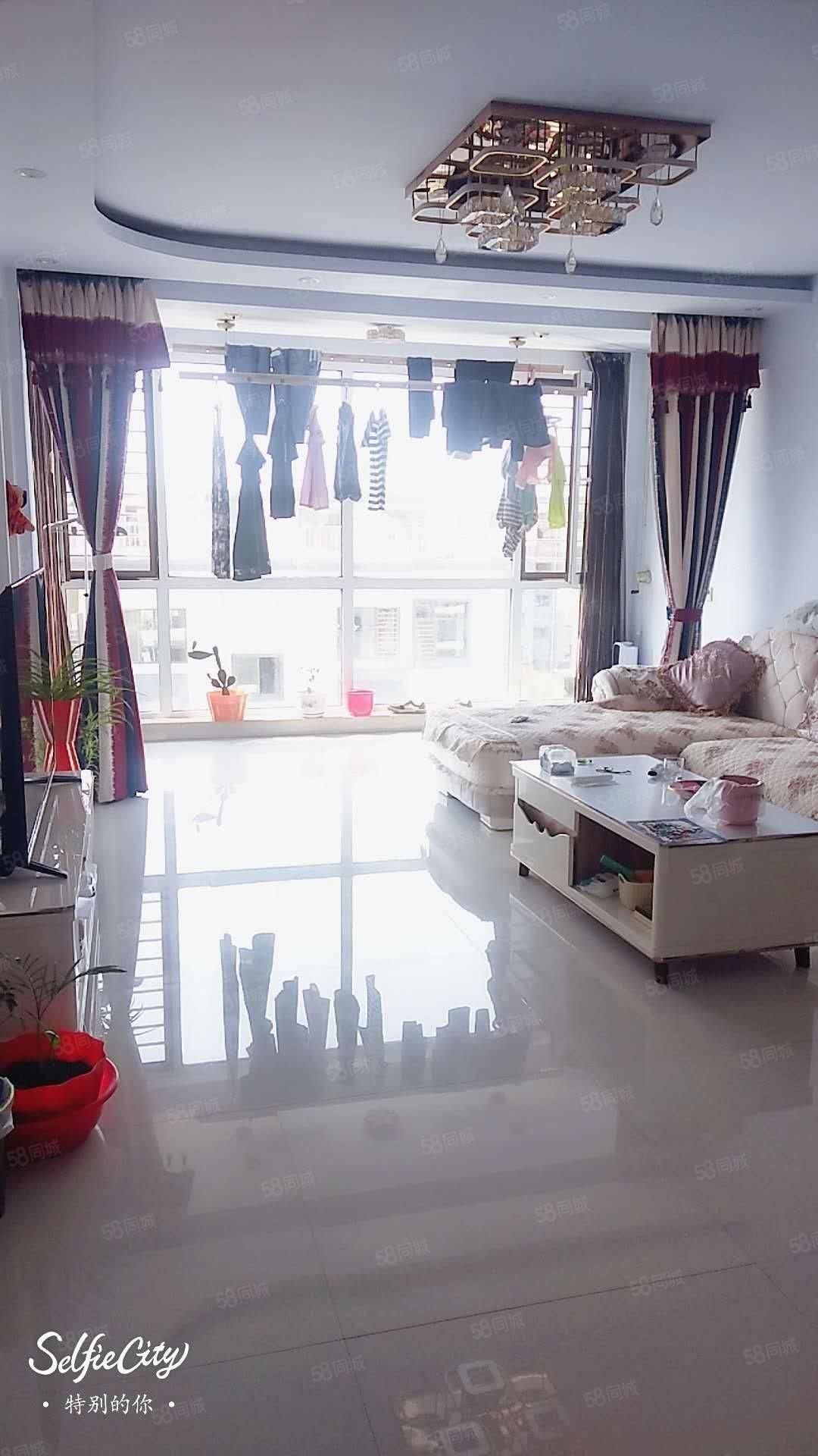 新城福邸樓下98平樓上40平精裝帶家具家電房照滿2年可貸款