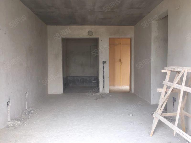 桐达山韵毛坯现房98平米三室契税满两年证齐可按揭