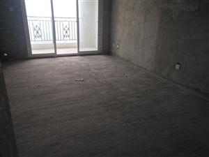 金桥置信仁湖实用130平三室户型方正63万可小谈有钥匙