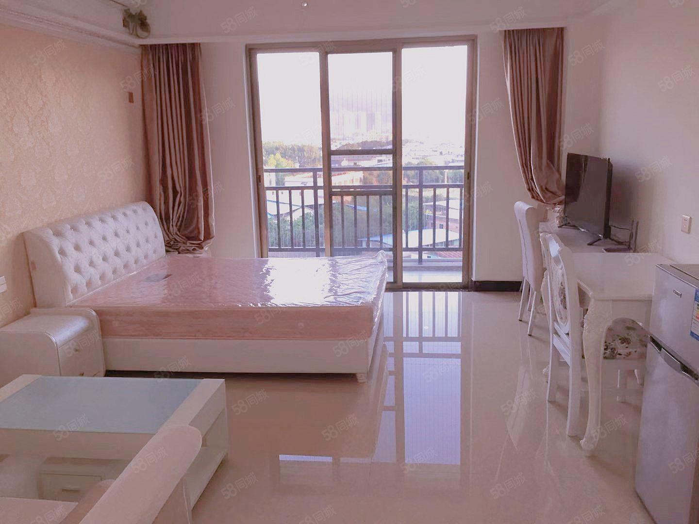 江南香榭丽精装公寓带家私家电包租约一口价31.5万
