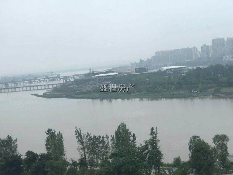 中铁龙城一线江景大四房业主急售产权满两年可按揭随时看