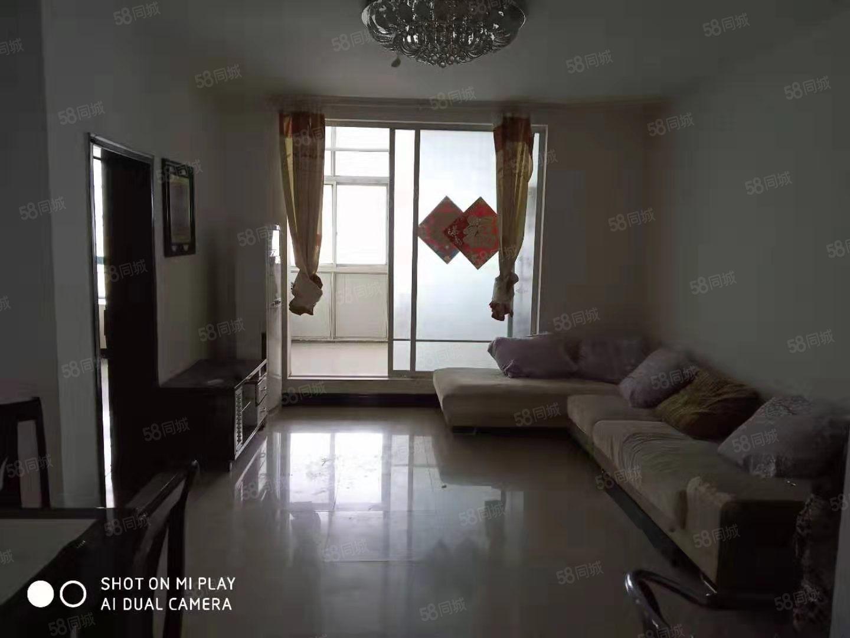 富荣花园两室两厅中等装修拎包既住家电家具齐全