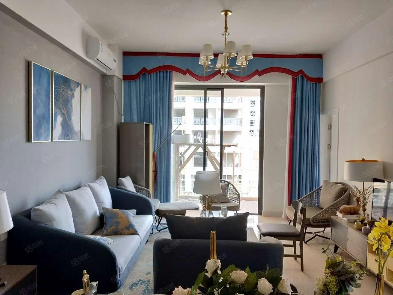 西双版纳老挝磨丁经济特区精装公寓无忧托管产权清晰拎包入住出售