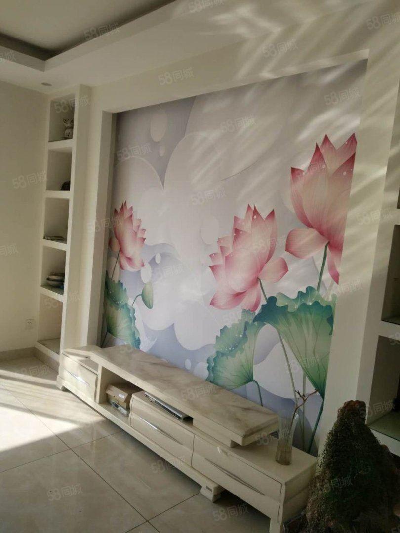 润玉园(政法小区)景园10楼,精装4室带家具