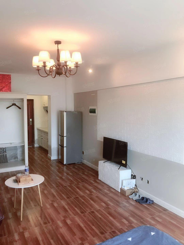 新青年公寓可以月付可以日租半个月租