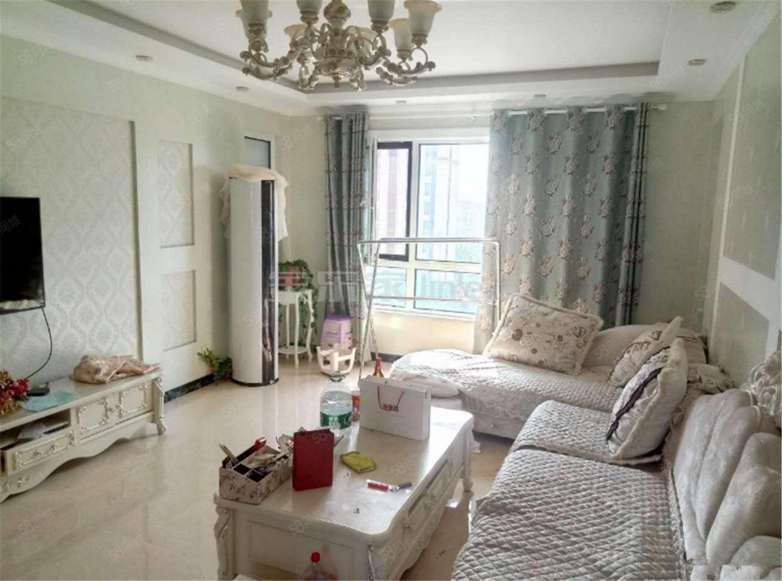 興業公寓三居室好樓層有本滿二精裝修