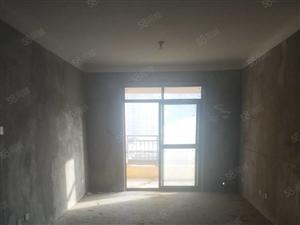 鲁班紫荆花园(万达旁)91平方毛坯房经典两室三室朝南