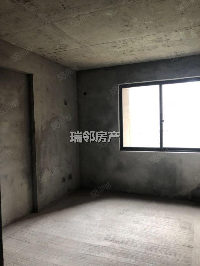 华翔城89户型实得105平米3房2卫有钥匙