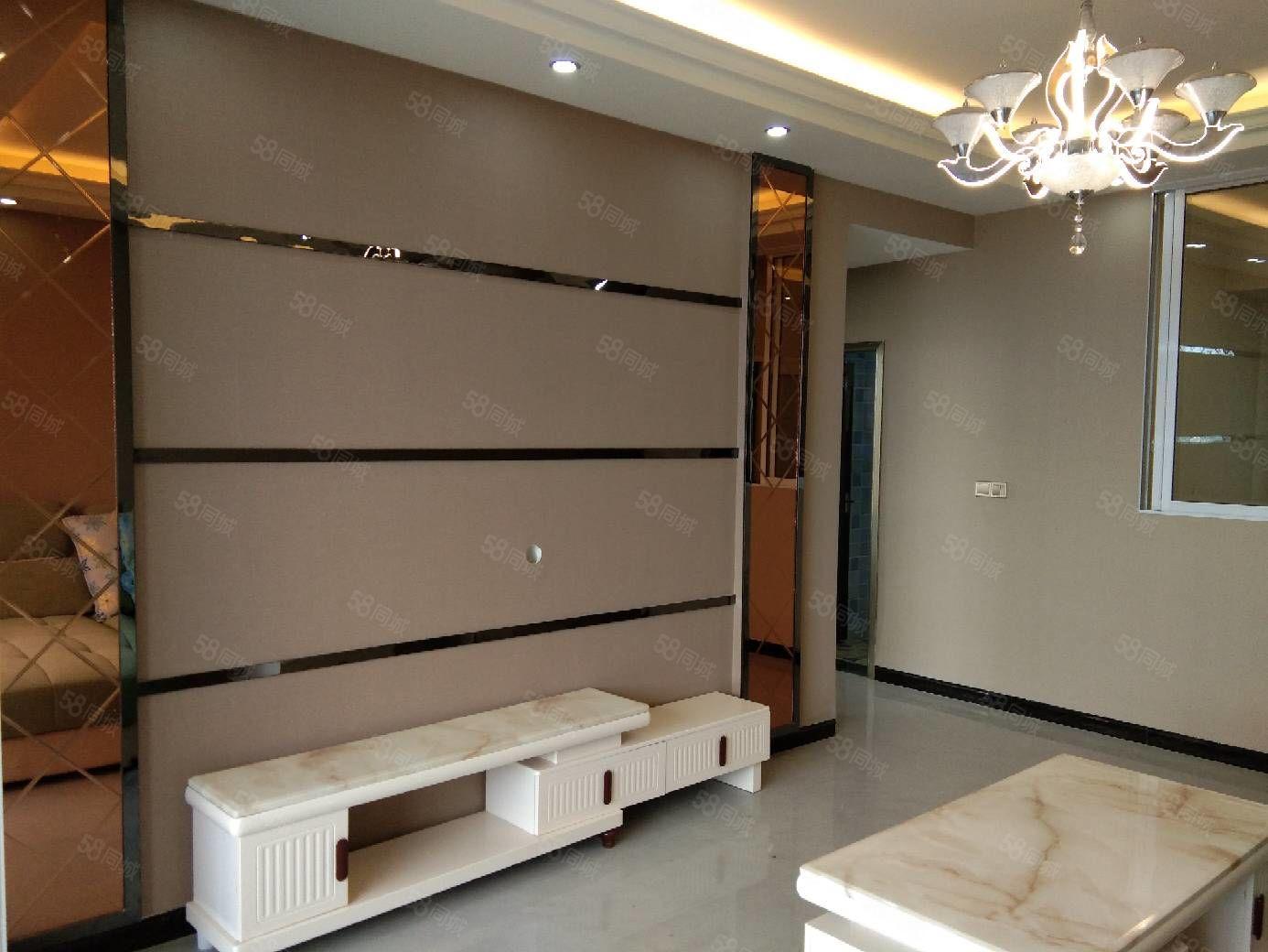 學府苑16樓8315平米。3室1廳1衛。精裝修帶家具。