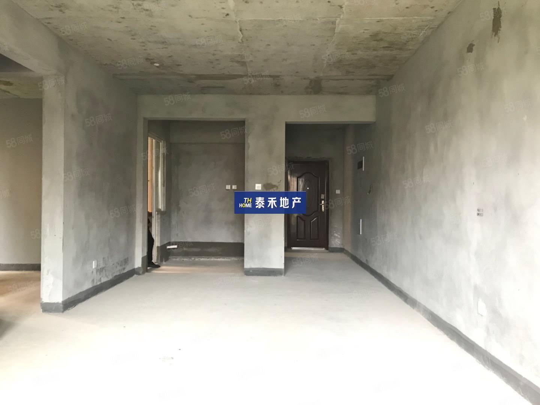 新上南门清水大三房可按揭对中庭采光好金桥天鹅湖