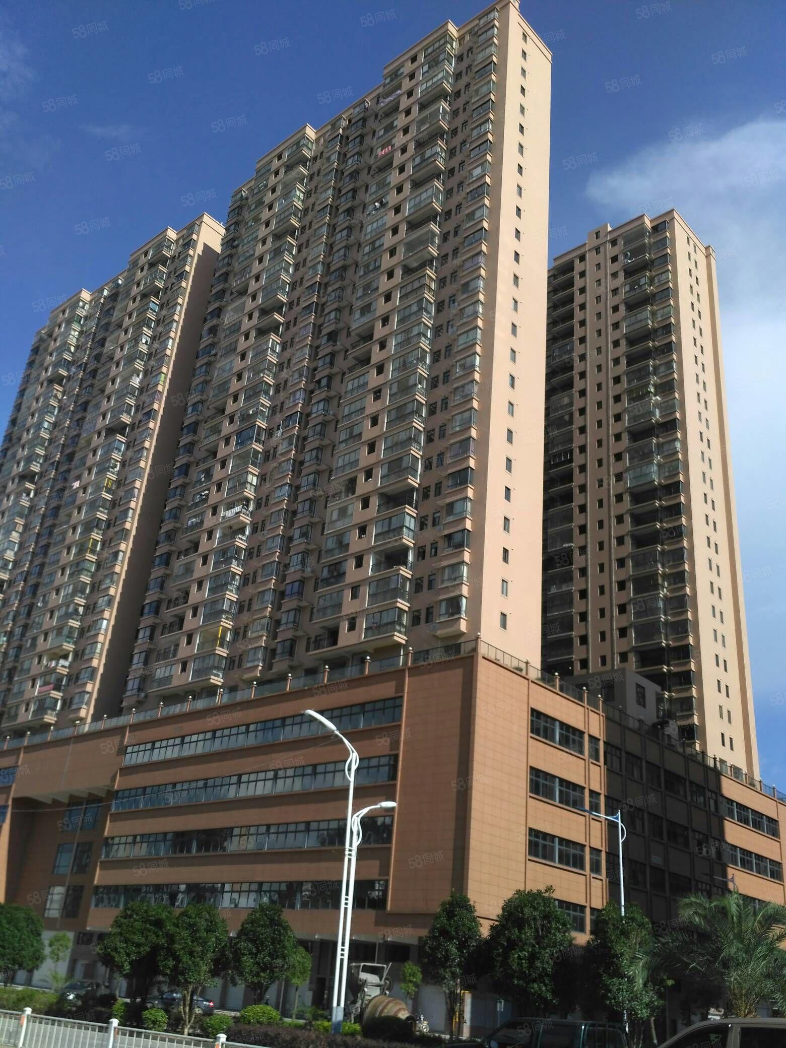 登凯金座,3房可改4房电梯高层万米栋距视野无敌二实幼实小三中