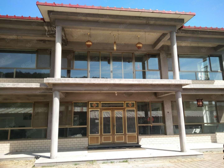 出售大别墅豪华精装修三百多平带平房带超大大院三个车库独立供